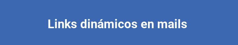 Links dinámicos para correos electrónicos - Django