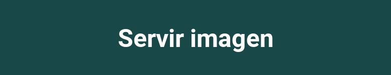 Servir imagen por parte del servidor